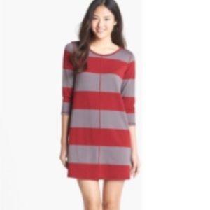 Jessica Simpson striped dress